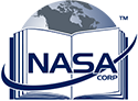 North American Standards Assessments Corp. (NASA Corp.) Mobile Logo